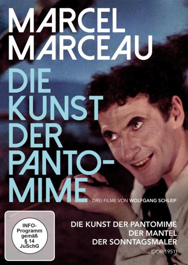 Marcel Marceau. Die Kunst der Pantomime und andere Filme.
