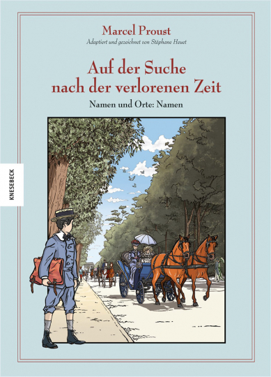 Marcel Proust. Auf der Suche nach der verlorenen Zeit (Band 4). Namen und Orte: Namen.