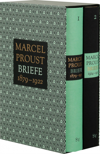 Marcel Proust. Briefe.