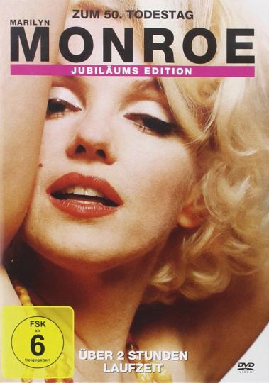 Marilyn Monroe. DVD.