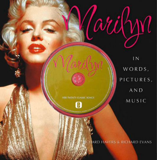 Marilyn. In Words, Pictures, and Music.