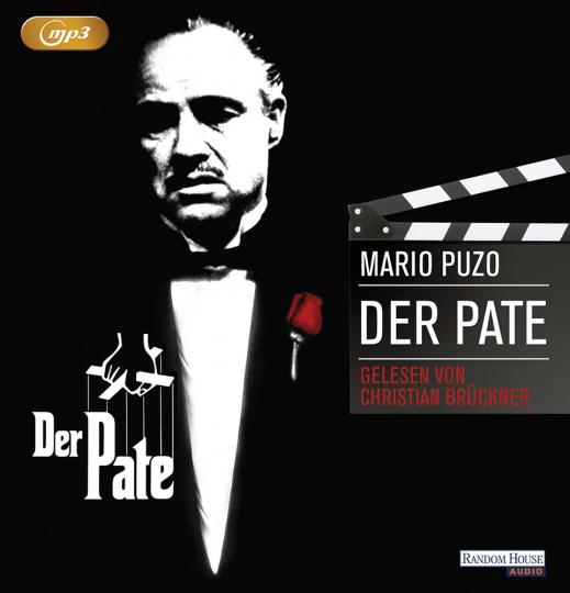 Mario Puzo. Der Pate. mp3-CD.