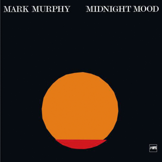 Mark Murphy. Midnight Mood. Vinyl-LP.
