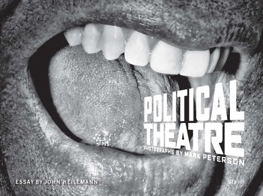 Mark Peterson. Political Theatre.