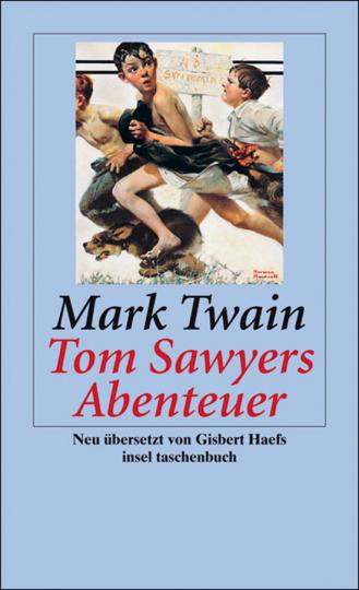 Mark Twain. Tom Sawyers Abenteuer.