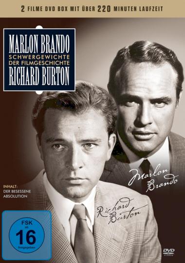 Marlon Brando & Richard Burton DVD