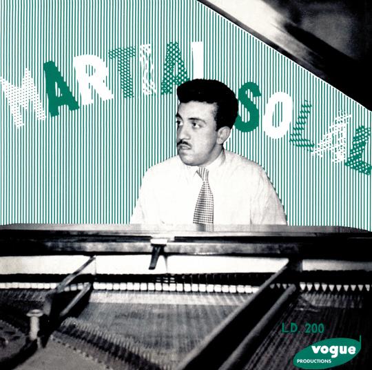 Martial Solal Trio. CD.