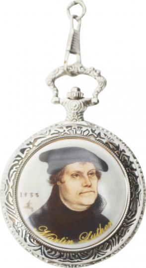 Martin Luther - Taschenuhr