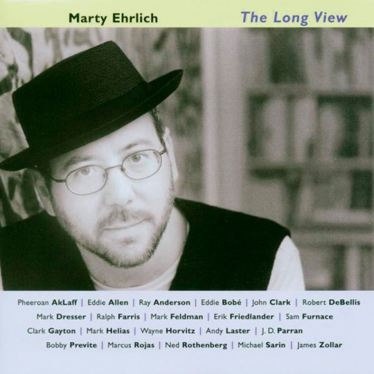 Marty Ehrlich. The Long View. CD.