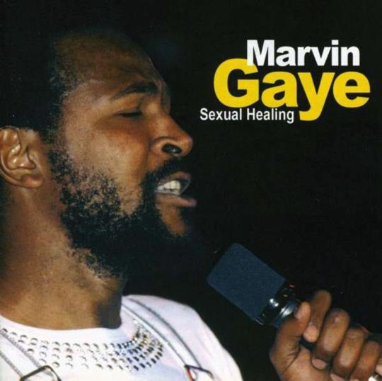 Marvin Gaye. Sexual Healing. CD.