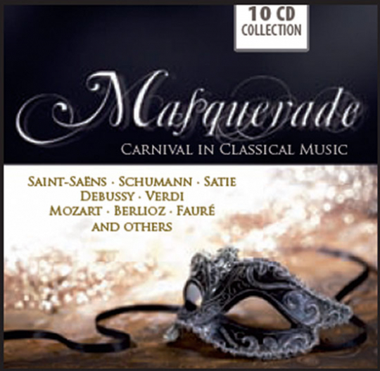 Masquerade. Carnival in Classical Music.