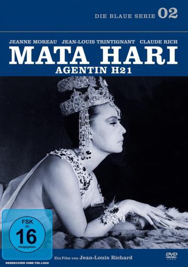 Mata Hari - Agentin H21. DVD.
