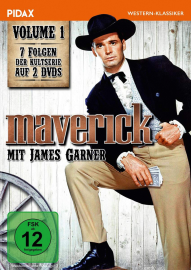 Maverick Vol.1 2 DVDs.