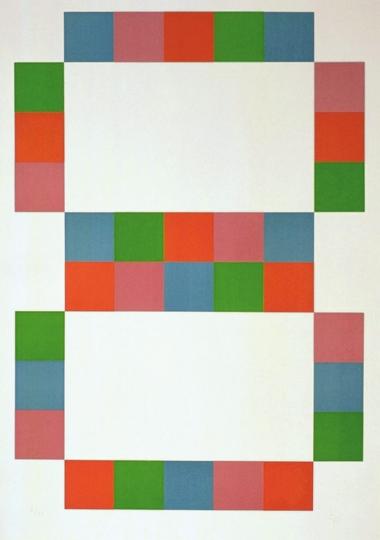 Max Bill »Komposition 83«