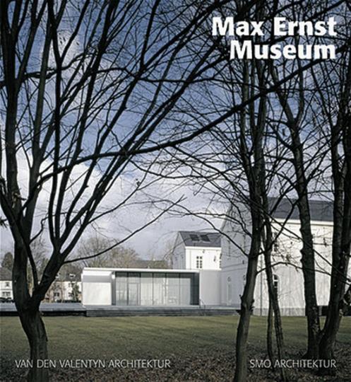 Max Ernst Museum Brühl. Van den Valentyn Architektur. SMO Architektur