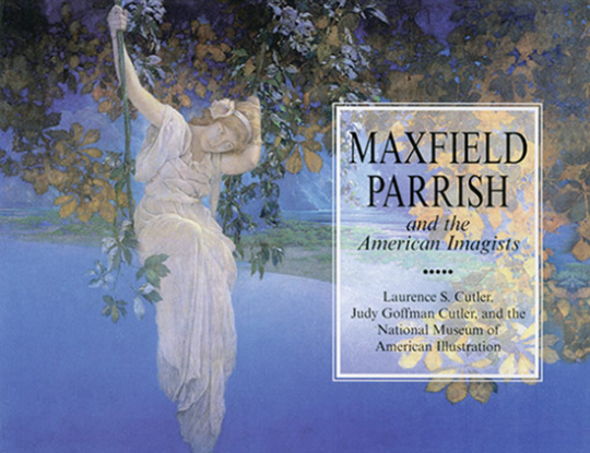 Maxfield Parrish and the American Imagists.
