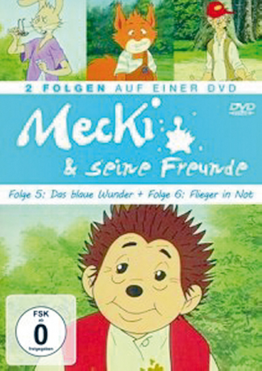 Mecki und seine Freunde Teil 5 und 6   DVD