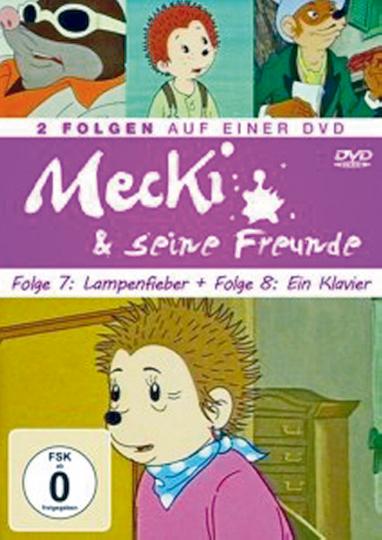 Mecki und seine Freunde Teil 7 und 8   DVD