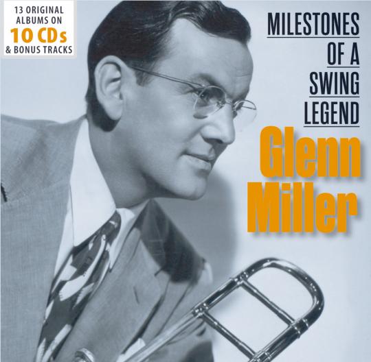 Meilensteine einer Swing-Legende 10 CDs