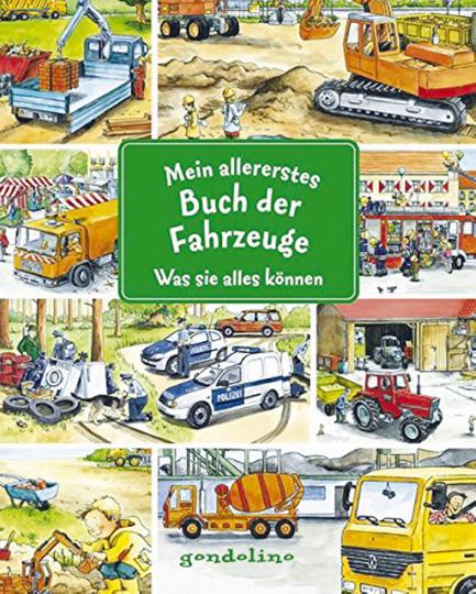 Mein allererstes Buch der Fahrzeuge.