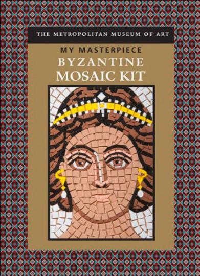 Mein eigenes Meisterwerk. Byzantinisches Mosaik zum Selbermachen.