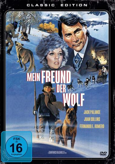 Mein Freund der Wolf. DVD.
