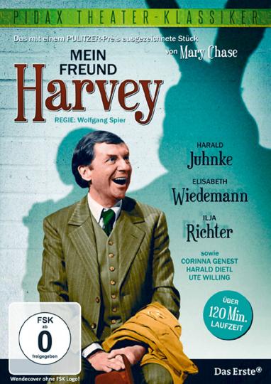 Mein Freund Harvey DVD
