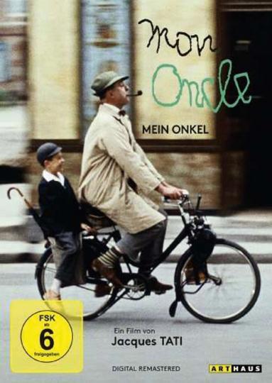 Mein Onkel. DVD.