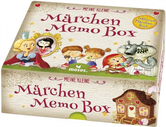 Meine kleine Märchen-Memo-Box.