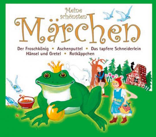 Meine schönsten Märchen. 5 CD-Box.