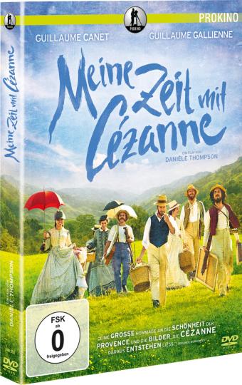 Meine Zeit mit Cézanne. DVD.