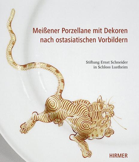 Meißener Porzellane mit Dekoren nach ostasiatischen Vorbildern. Stiftung Ernst Schneider in Schloss Lustheim.