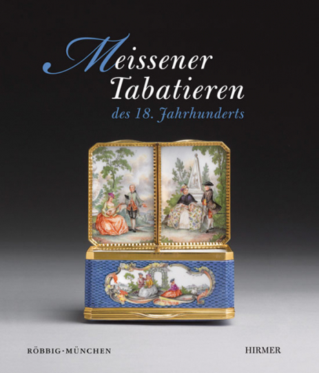Meissener Tabatieren des 18. Jahrhunderts.