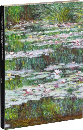 Meisterwerke der Impressionisten und Postimpressionisten aus der National Gallery of Art.
