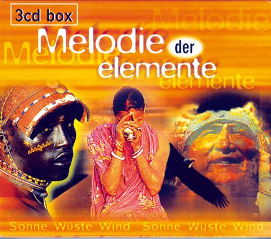 Melodie der Elemente. 3 CDs.