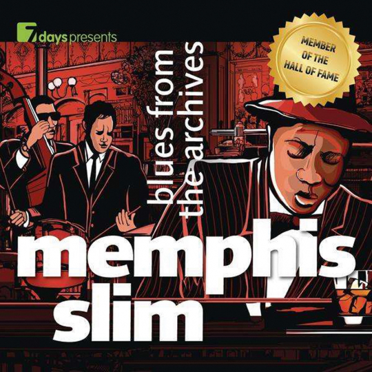 Memphis Slim. Blues From The Archives. CD.