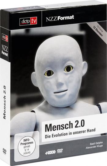 Mensch 2.0 - Die Evolution in unserer Hand. 4 DVDs.