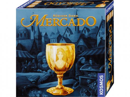 Händlerspiel »Mercado«.