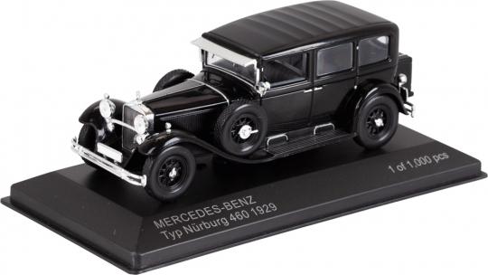 Mercedes Nürburg 460. 1:43.