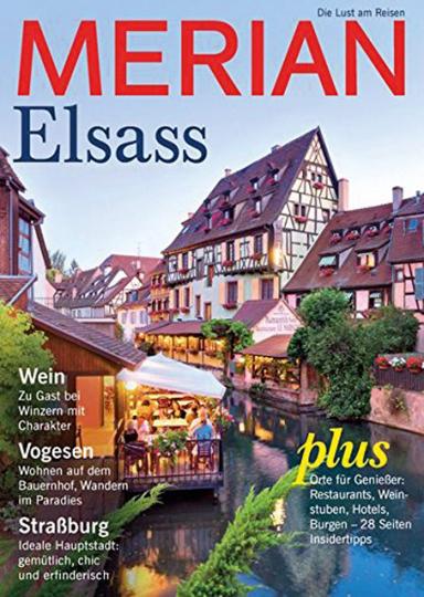 MERIAN Elsass: Genießen wie Gott in Frankreich