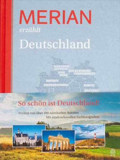 MERIAN erzählt Deutschland.