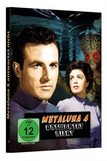 Metaluna 4 antwortet nicht DVD