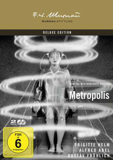 Metropolis. 2 DVDs.