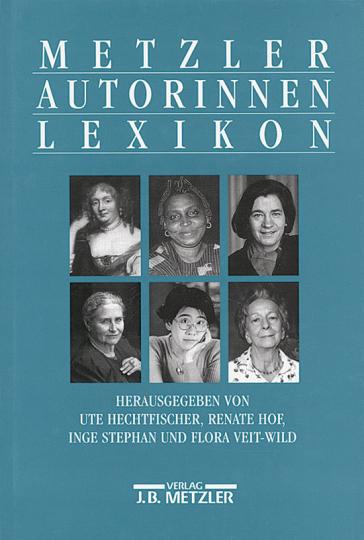 Metzler Autorinnen Lexikon.