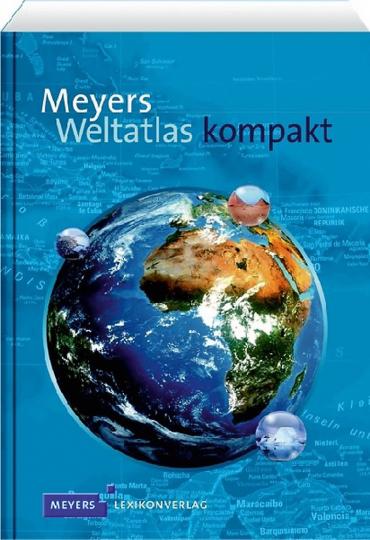 Meyers Weltatlas kompakt.