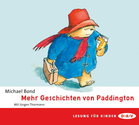 Michael Bond. Mehr Geschichten von Paddington. 2 CDs.