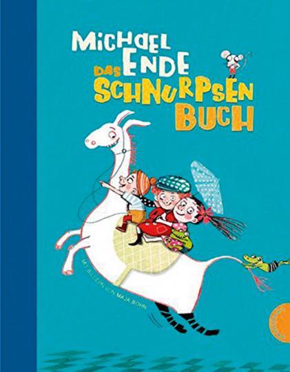 Michael Ende. Das Schnurpsenbuch.
