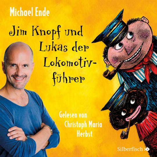 Michael Ende. Jim Knopf und Lukas der Lokomotivführer - Die ungekürzte Lesung.