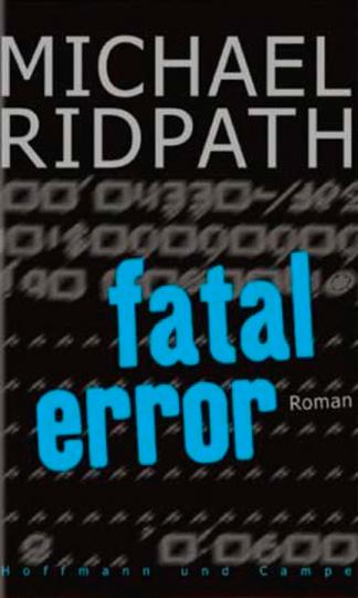 Michael Ridpath. Fatal Error.