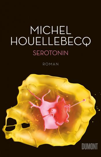 Michel Houellebecq. Serotonin. Roman.